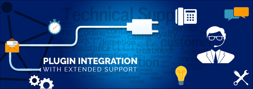 Plugin Integration With Extended Support Image