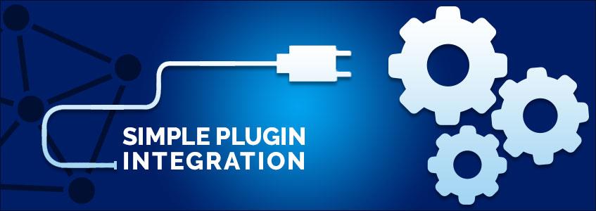 Simple Plugin Integration Image