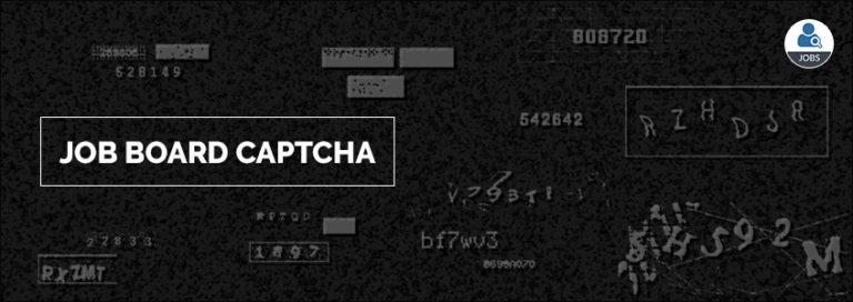 Simple Job Board CAPTCHA Image