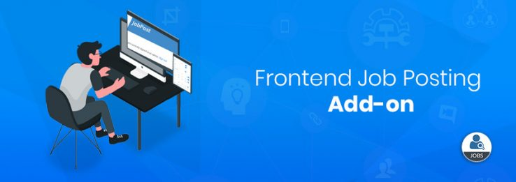 Frontend Job Posting Add-on Banner Image