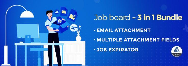 Job board -3 in 1 Bundle