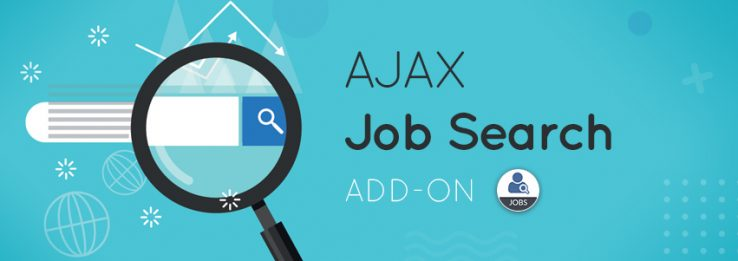AJAX Job Search Add-on