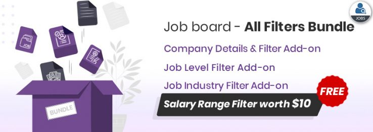 Job Board -All Filters Bundle Offer