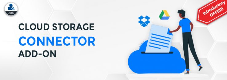 Cloud Storage Connector Introductory Offer Banner
